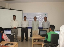 Training for the development of ICT knowledge among AIICT students