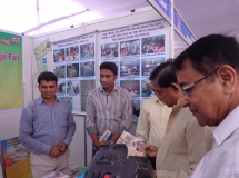 DAM participated on two days National Workshop and Knowledge Fair'2015