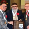 Induction of DAM President Kazi Rafiqul Alam in the International Adult & Continuing Education Hall of Fame (IACE HOF)