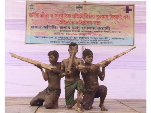 Annual spots and cultural competition prize distribution and legal guardian meeting (2)